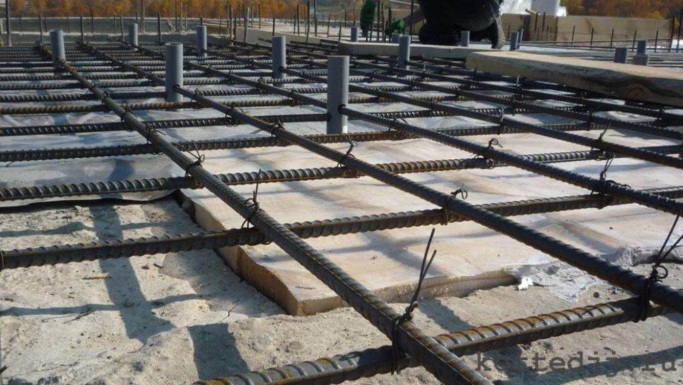 Тощий бетон армирование обозначение бетона марки