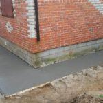 Как сделать бетонную отмостку вокруг дома
