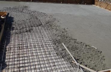Как заливают бетон?