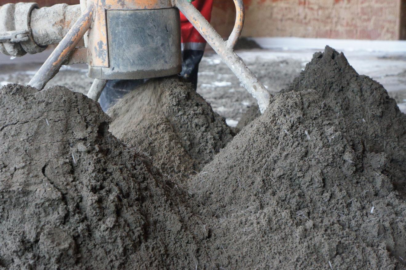 Состав бетона, пропорции нерудных материалов.