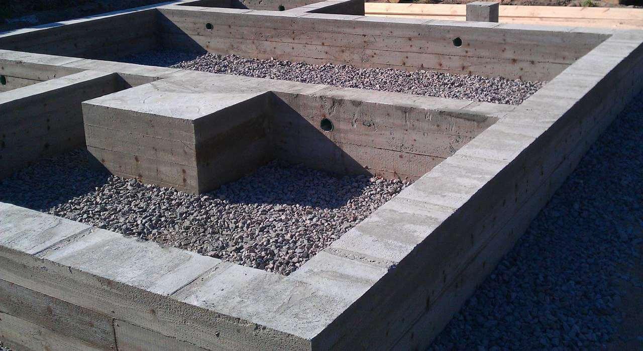 Какой бетон нужен для дома?