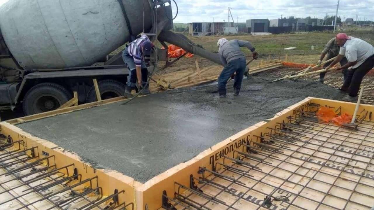 Правильный расчет бетона перед заливкой
